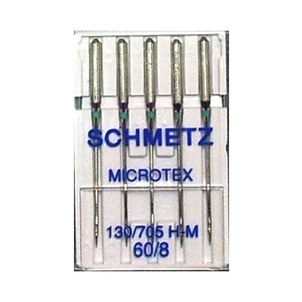 Иглы Schmetz микротекс №60 - Швейкин