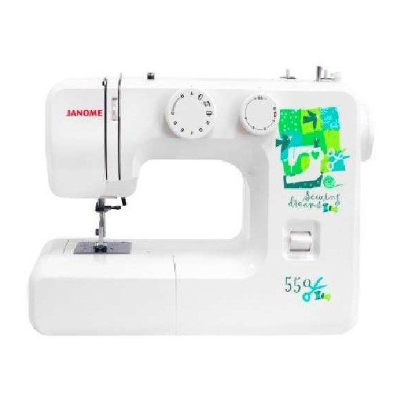 Janome Sewing Dream 550 - Швейкин