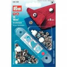 Кнопки Prym 390360 Mini 8 мм