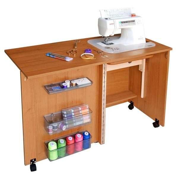 Стіл тумба для швейної машини Комфорт 1 - Швейкин
