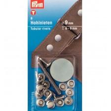 Клепки сріблясті 6-9 мм Prym 403152