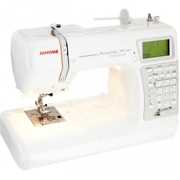 Janome MC 5200 - Швейкин