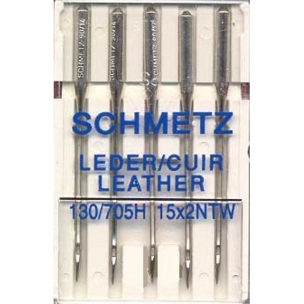 Иглы Schmetz кожа №80 - Швейкин