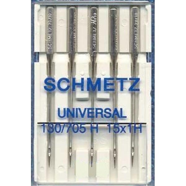 Иглы Schmetz универсальные №110 - Швейкин