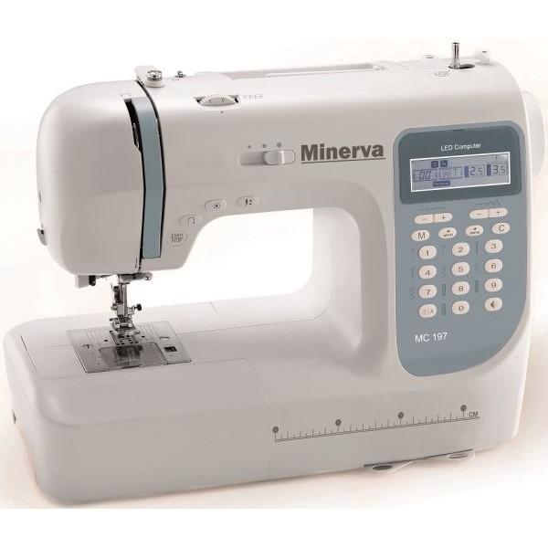 Minerva MC 197 - Швейкин
