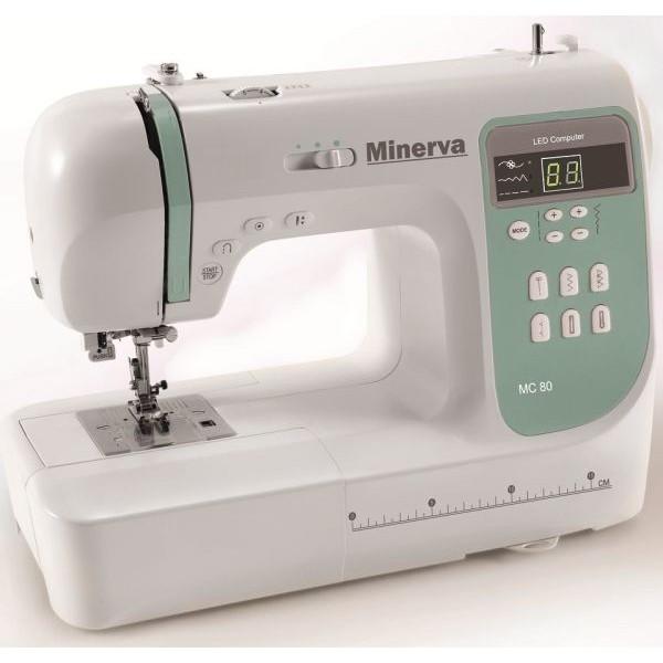 Minerva MC 80 - Швейкин