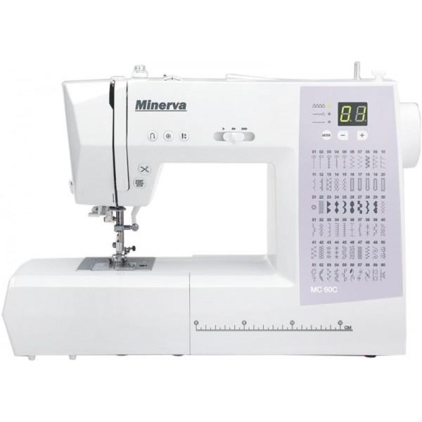 Minerva MC60C - Швейкин