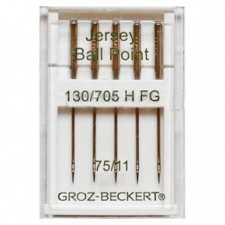 Иглы Groz-Beckert Stretch №75