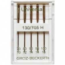 """Иглы Groz Beckert """"Universal"""" №70-100"""