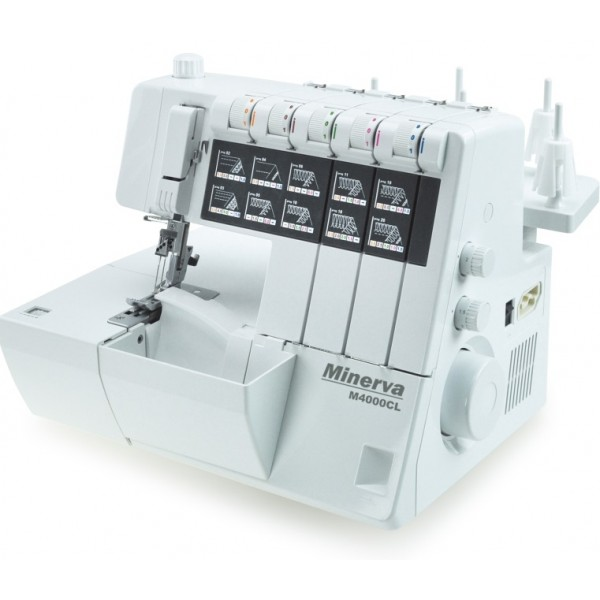 Minerva M4000CL - Швейкин