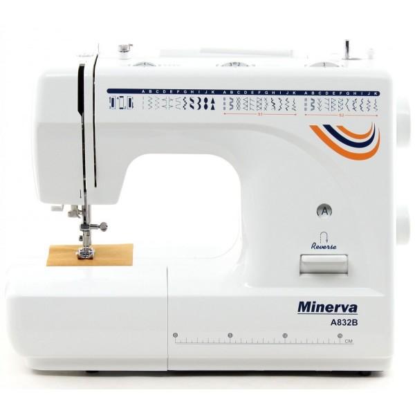 Minerva A832B - Швейкин