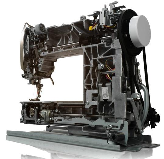 Смазка швейной машины и правильная эксплуатация