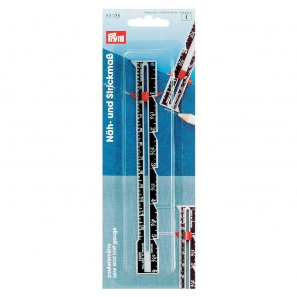 Лінійка для розмітки PRYM 611738 - Швейкин