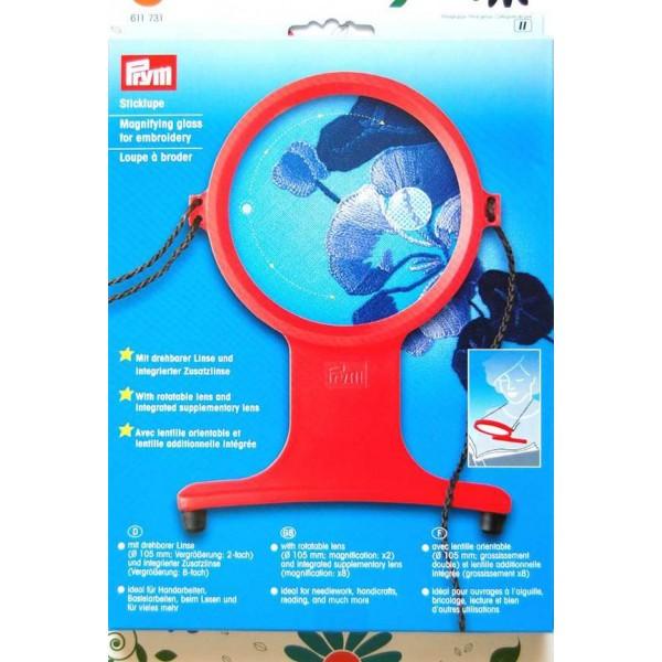 Лупа для вышивания PRYM 611731 - Швейкин