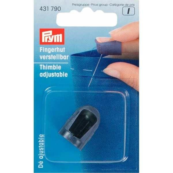 Наперсток для длинных ногтей PRYM 431790 - Швейкин