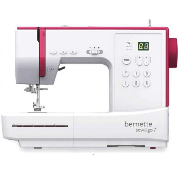 Bernina Bernette Sew&Go 7 - Швейкин
