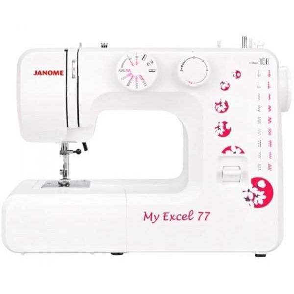 Швейная машина Janome MyExcel 77 - Швейкин
