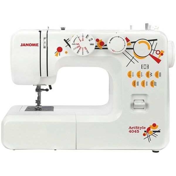 Швейная машина Janome ArtStyle 4045 - Швейкин