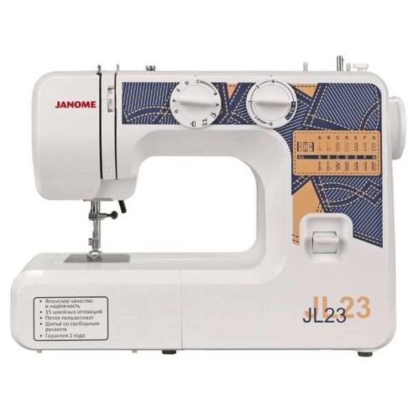 Швейная машина Janome JL-23 - Швейкин