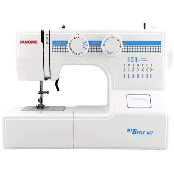 Швейная машина Janome My Style 102 - Швейкин