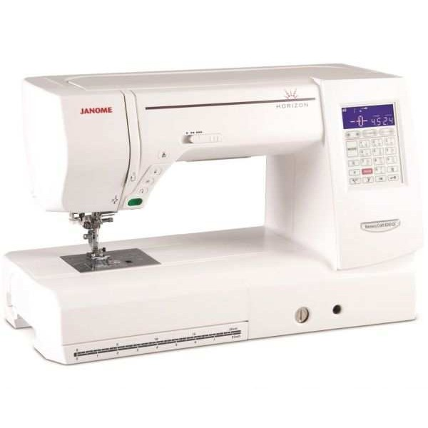 Швейна машина Janome Horizon Memory Craft 8200 QC - Швейкин