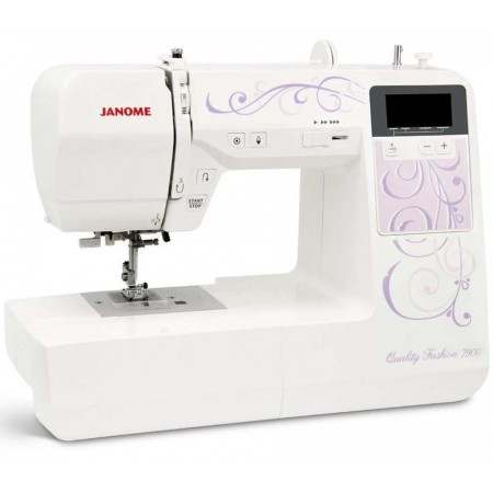 Janome Quality Fashion 7900