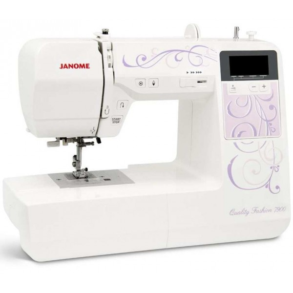 Janome Quality Fashion 7900 - Швейкин
