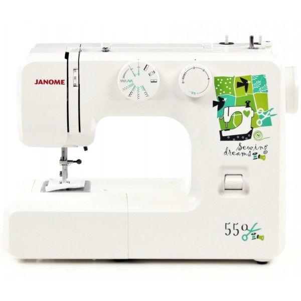 Janome Sewing Dream 550 - Швейкин