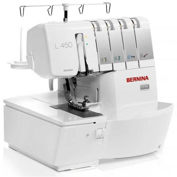 Bernina L 450 - Швейкин