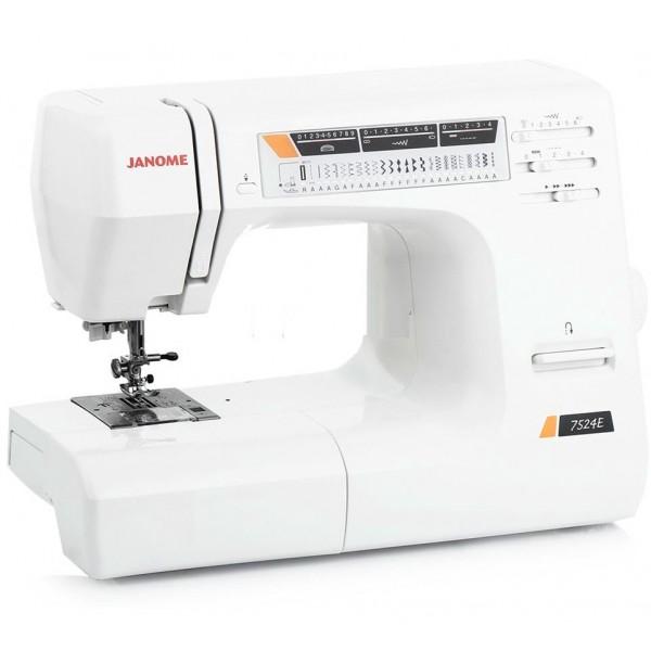 Janome 7524E - Швейкин