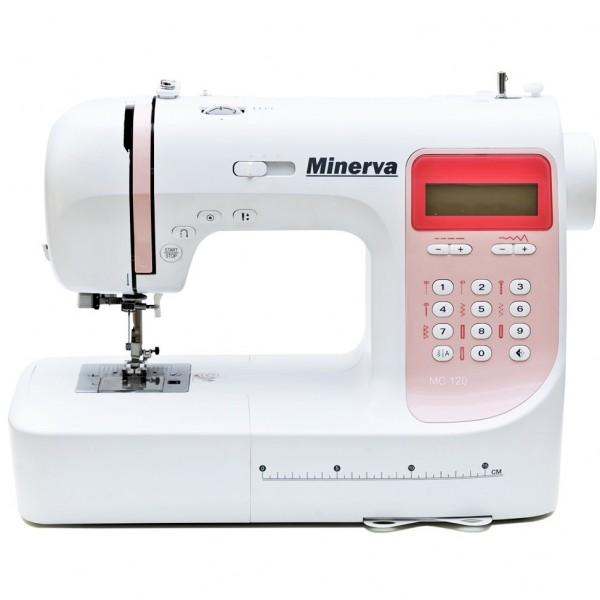 Minerva MC 120 - Швейкин