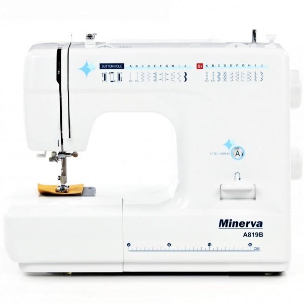 Minerva A819B - Швейкин