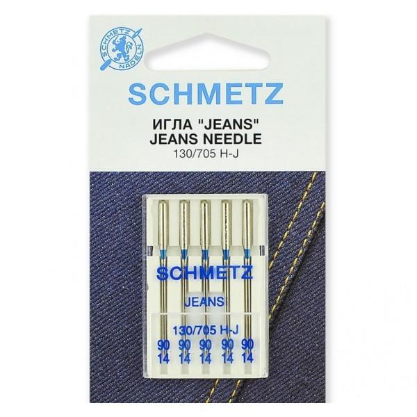 Голки Schmetz джинс №90 - Швейкин