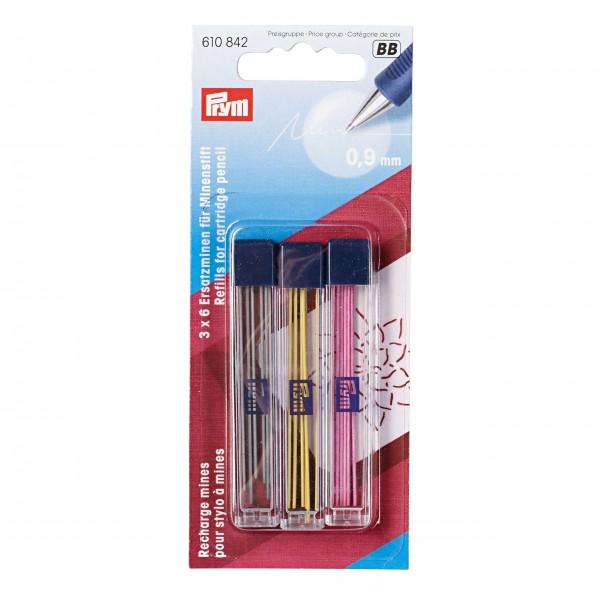 Грифели для механического карандаша Prym 610842 - Швейкин