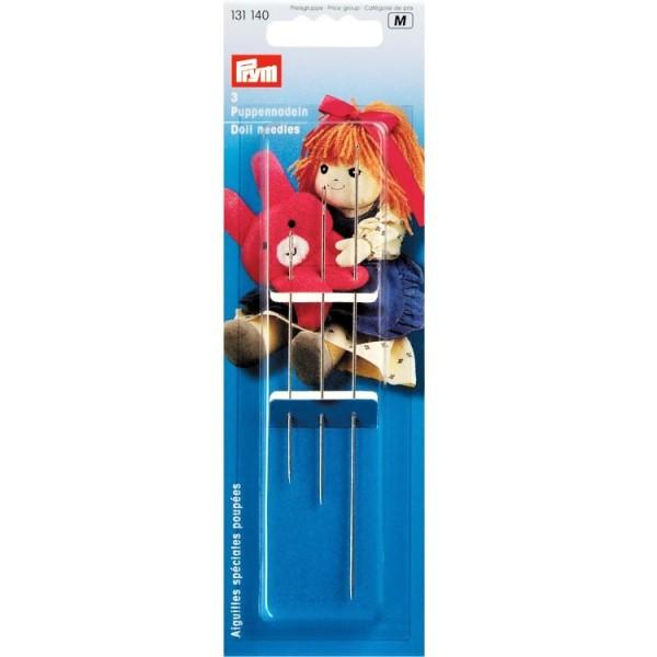 Набор игл для шитья кукол Prym 131140 - Швейкин