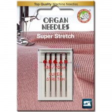 Голки для стрейча Organ Super Stretch №65