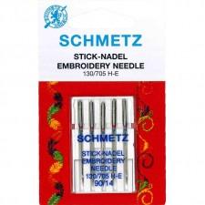 Schmetz Embroidery №90