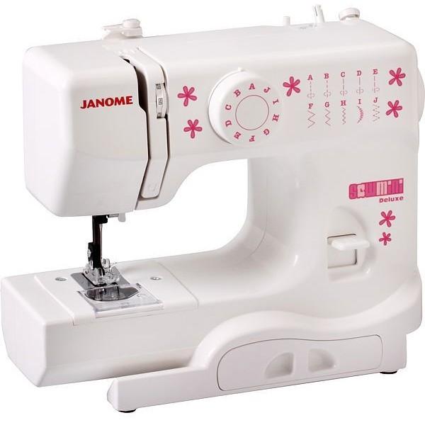 Janome Sew Mini Deluxe - Швейкин
