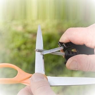 Как заточить портновские ножницы: как правильно точить портновские ножницы в домашних условиях
