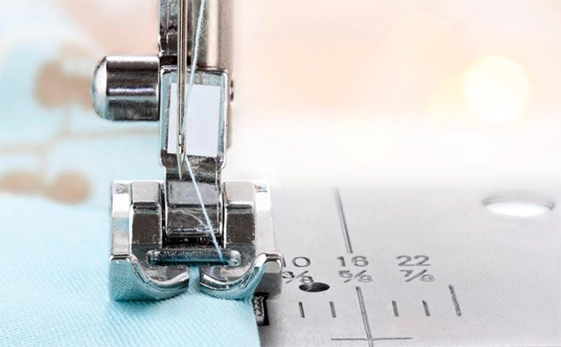Швейная машинка рвет нитку