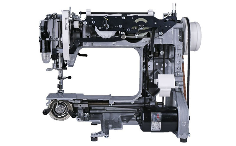Влаштування швейної машини